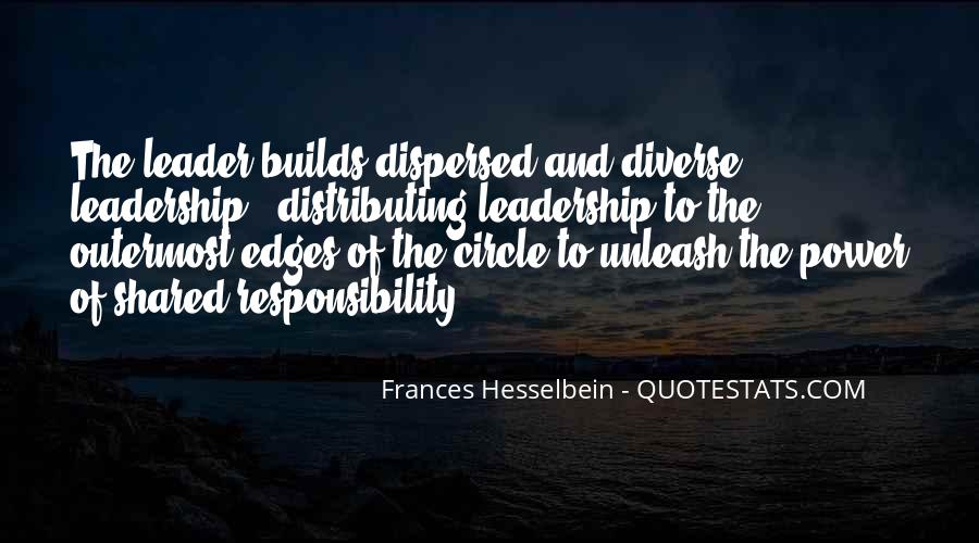 Quotes About Shared Leadership #955149