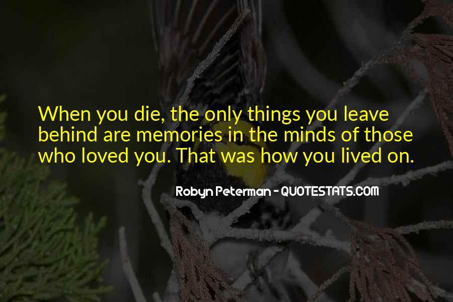 J Peterman Sayings #119766