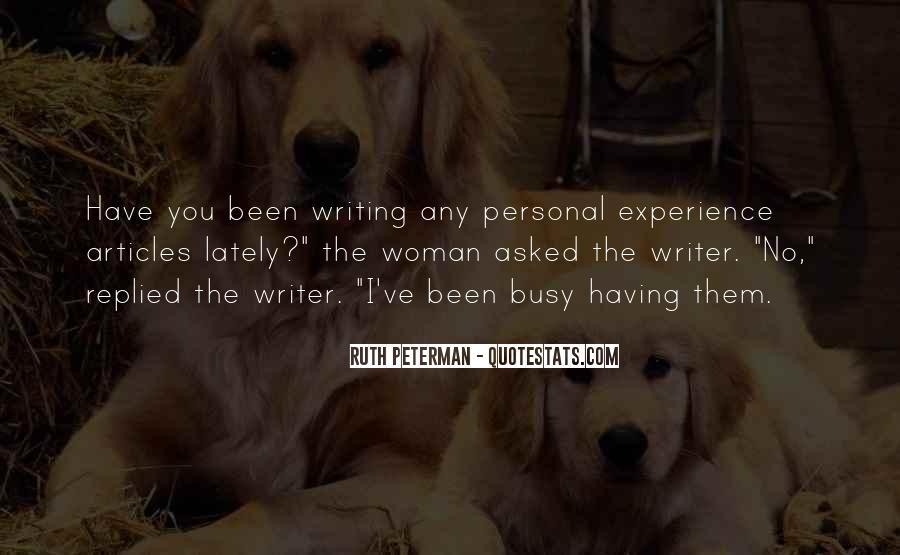 J Peterman Sayings #668963