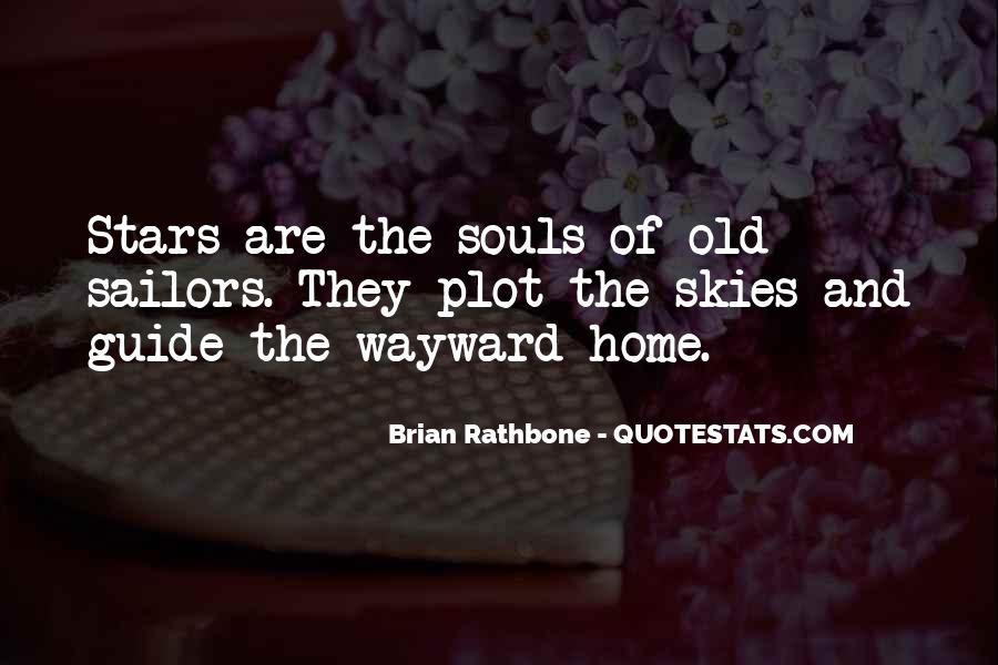 Old Sailors Sayings #1115208