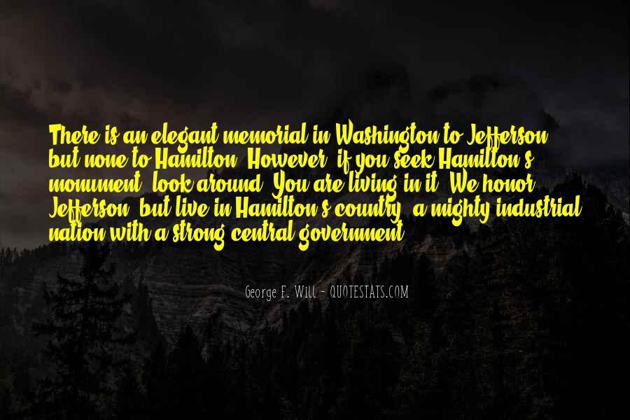 Jefferson Memorial Sayings #1199288