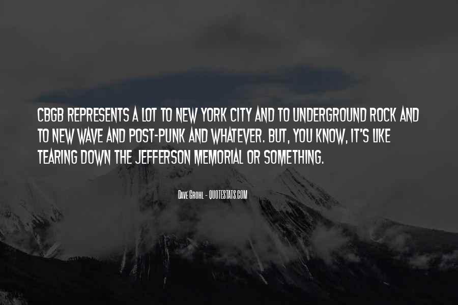 Jefferson Memorial Sayings #1398733