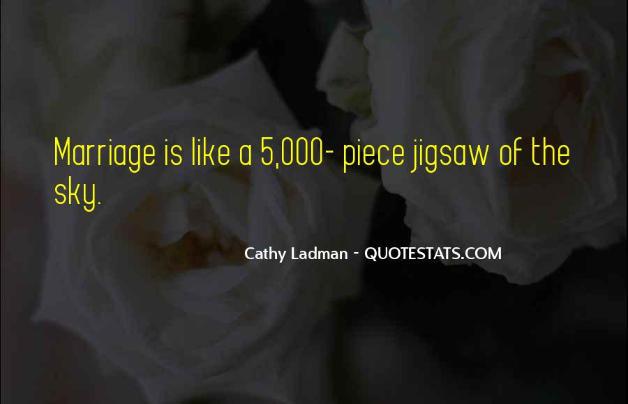 Jigsaw Piece Sayings #1610734