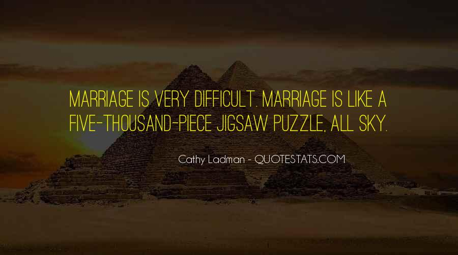 Jigsaw Piece Sayings #1614388