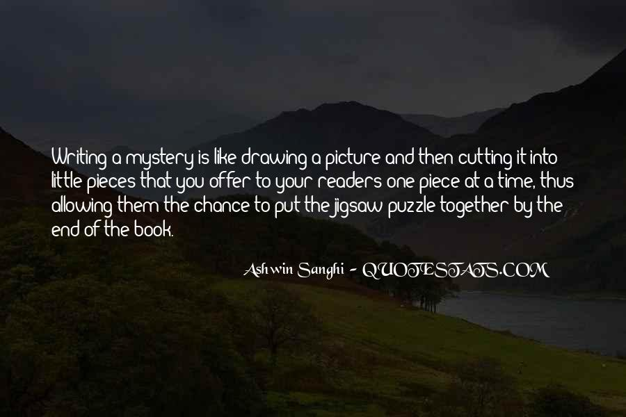 Jigsaw Piece Sayings #59273
