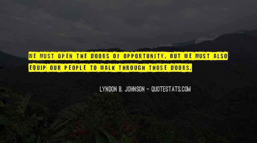 Lyndon Johnson Sayings #169606