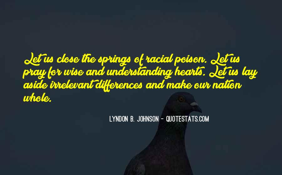 Lyndon Johnson Sayings #210196