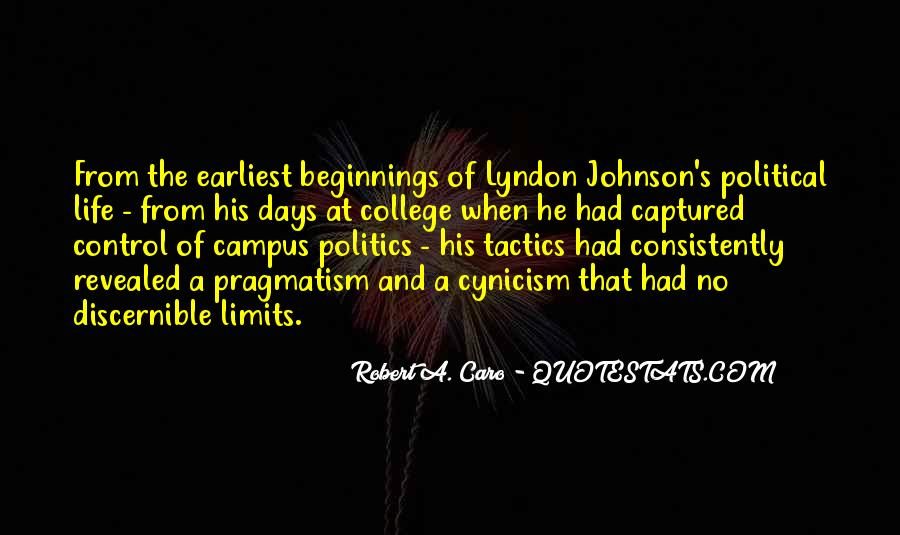 Lyndon Johnson Sayings #260670