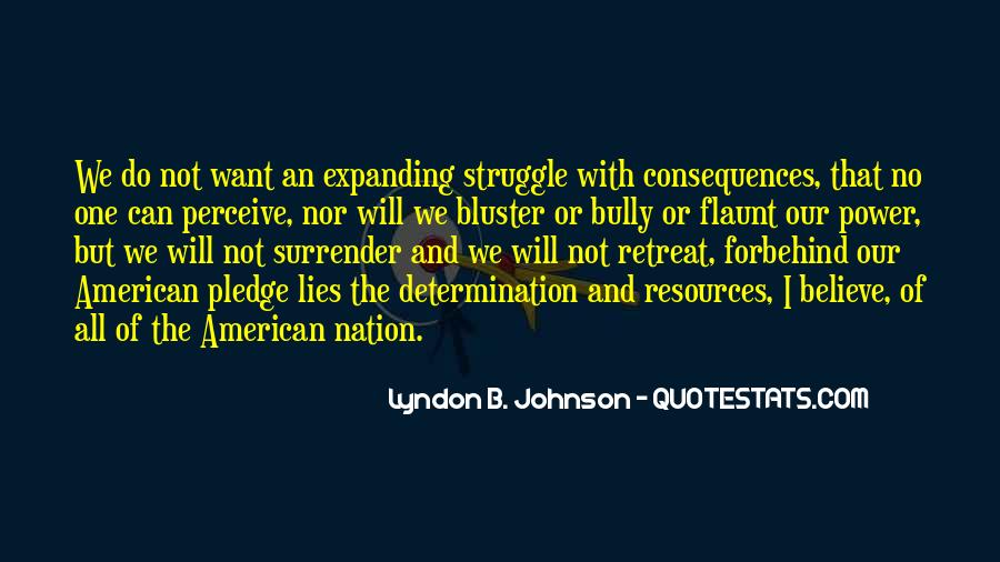 Lyndon Johnson Sayings #293260