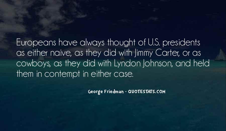 Lyndon Johnson Sayings #335409