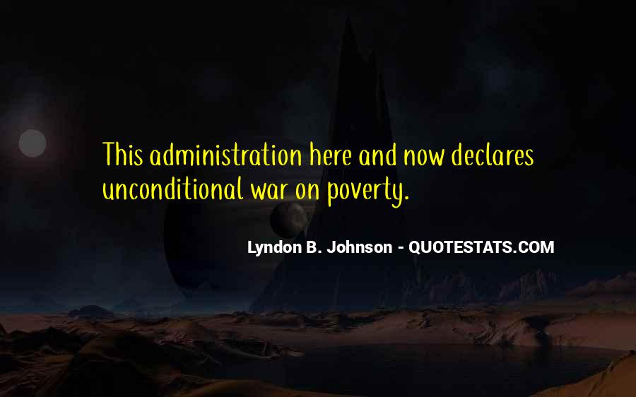 Lyndon Johnson Sayings #347864