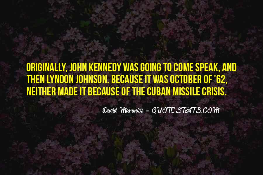 Lyndon Johnson Sayings #402840
