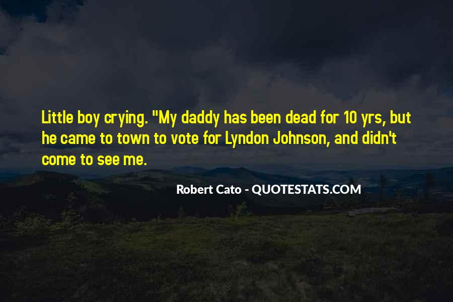 Lyndon Johnson Sayings #444032