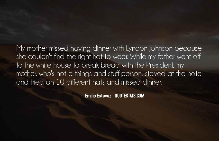 Lyndon Johnson Sayings #449789