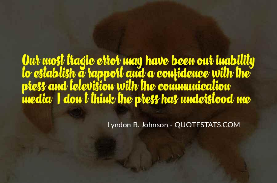 Lyndon Johnson Sayings #466904