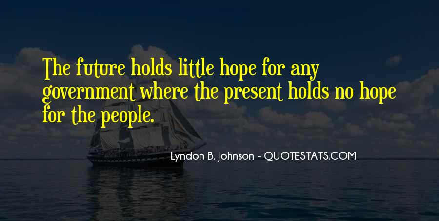 Lyndon Johnson Sayings #488010