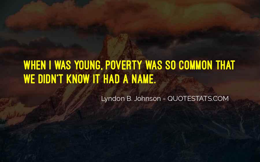Lyndon Johnson Sayings #85070