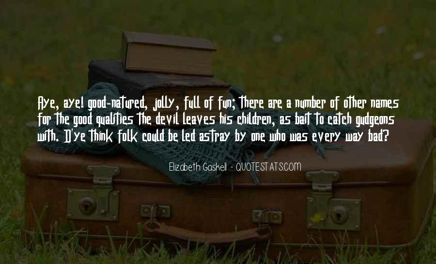 Jolly Good Sayings #1282950