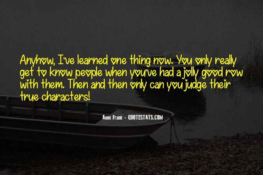 Jolly Good Sayings #1399013
