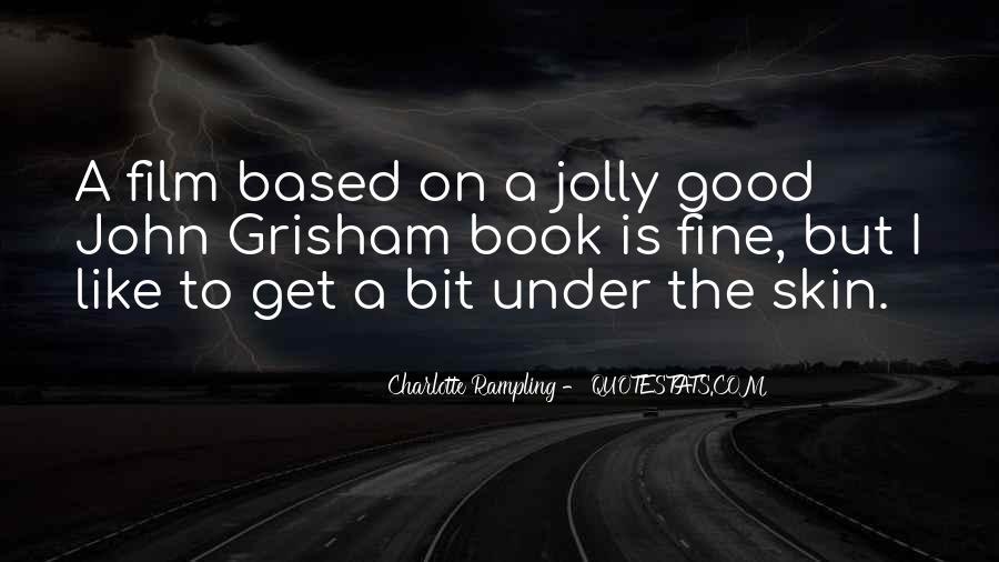 Jolly Good Sayings #511668