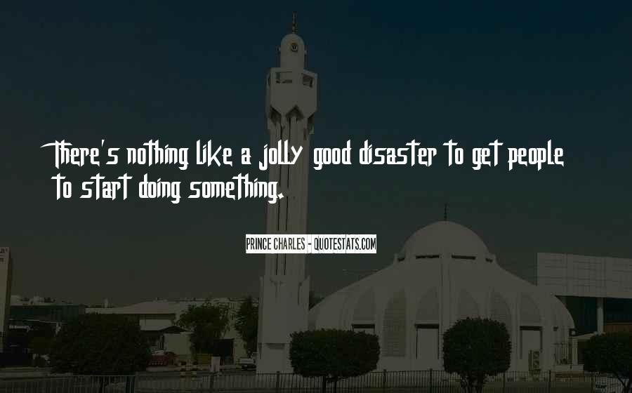Jolly Good Sayings #569970
