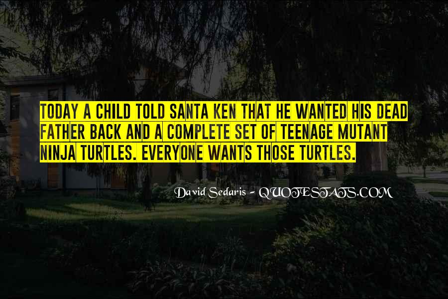 Mutant Ninja Turtles Sayings #1668921