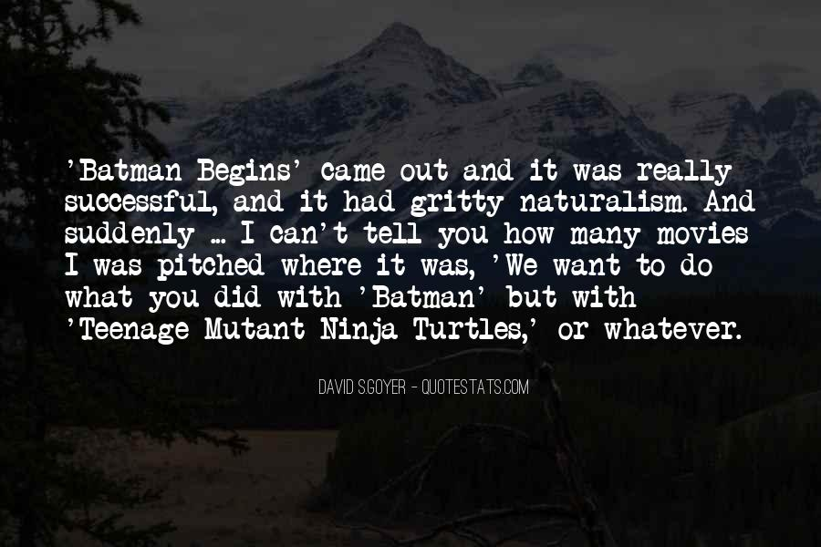 Mutant Ninja Turtles Sayings #1744382