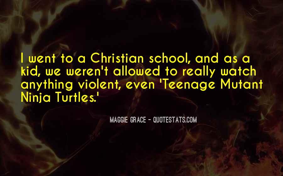 Mutant Ninja Turtles Sayings #79099