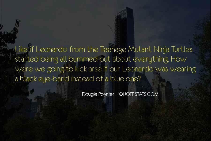 Mutant Ninja Turtles Sayings #807309