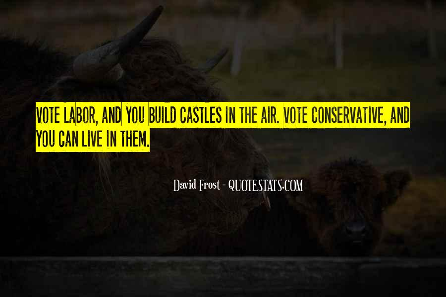 Quotes About Castles In The Air #1452734
