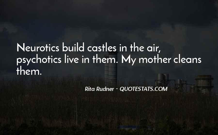 Quotes About Castles In The Air #1569259