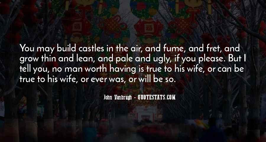 Quotes About Castles In The Air #452591
