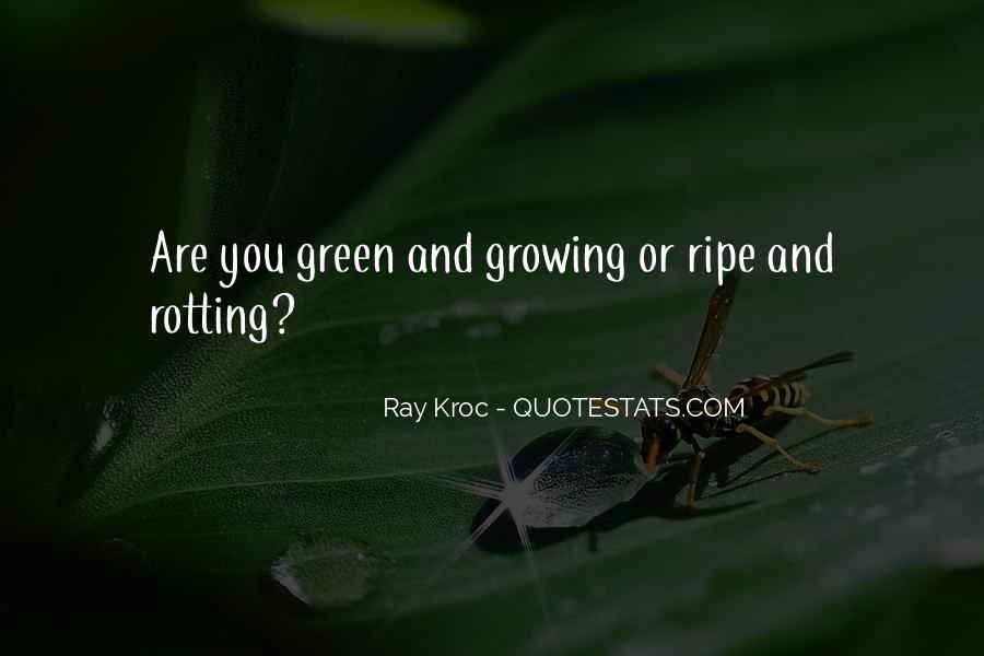 Quotes About Rotting #365087
