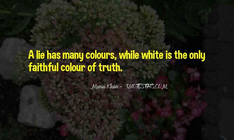 White Colour Sayings #204152