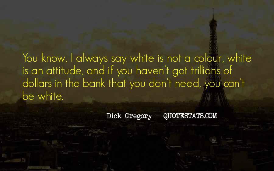 White Colour Sayings #320398
