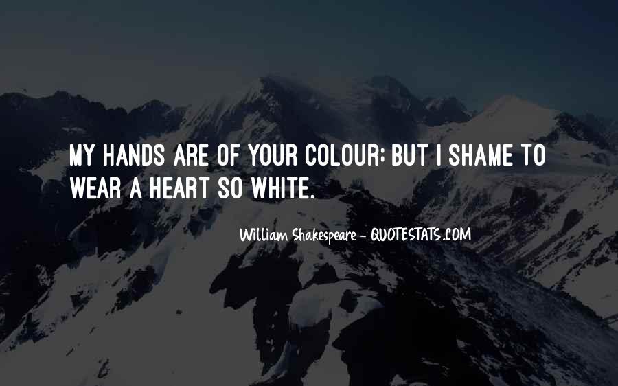 White Colour Sayings #330343