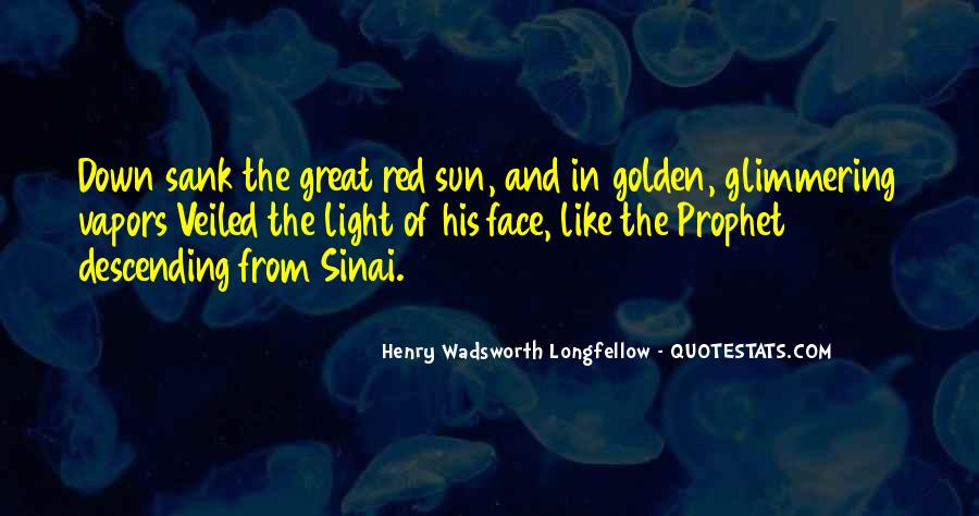 Red Sunset Sayings #295977