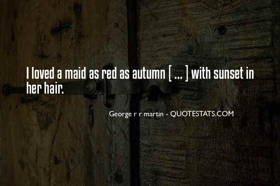 Red Sunset Sayings #305312