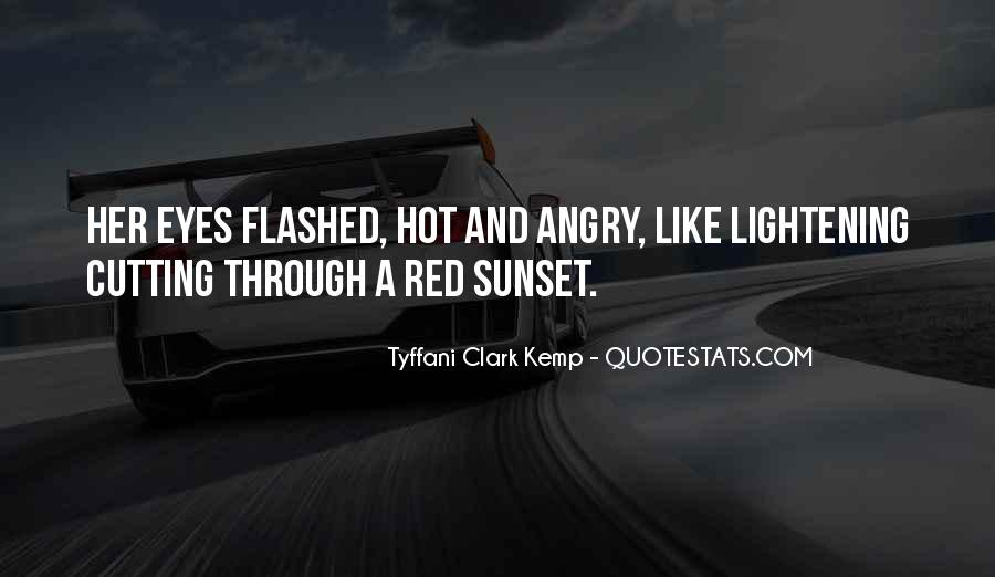 Red Sunset Sayings #55396