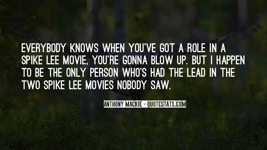 Saw Movies Sayings #1357193