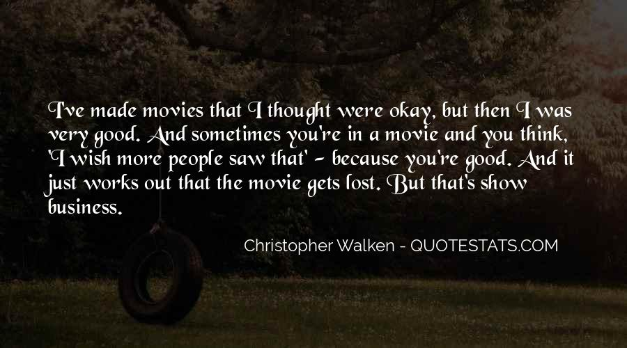 Saw Movies Sayings #611793