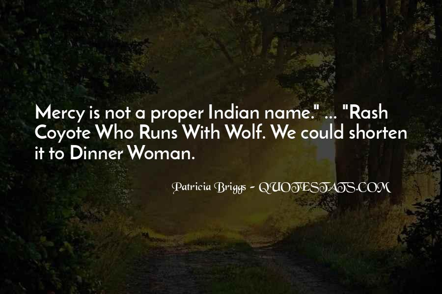 Indian Wolf Sayings #963299