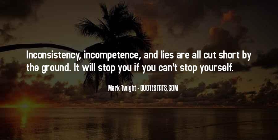 Stop Lying Sayings #1420154