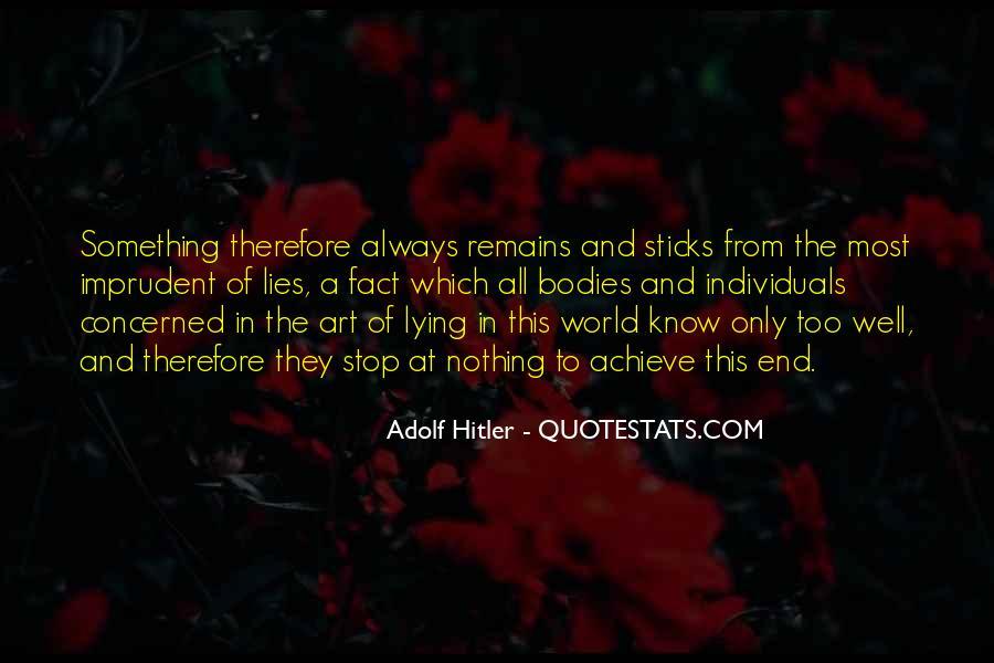 Stop Lying Sayings #223907