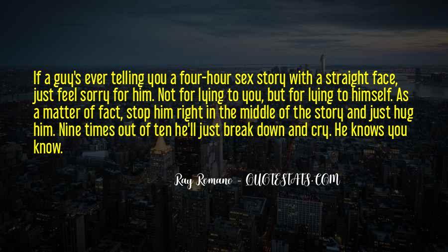 Stop Lying Sayings #675395