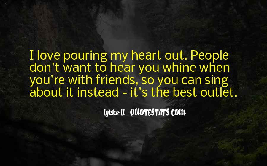 Li Love You Sayings #252533