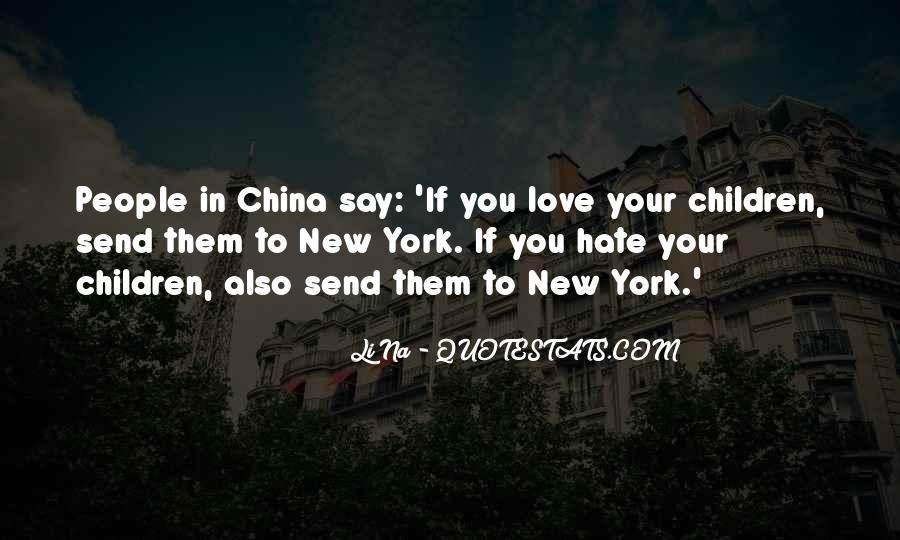 Li Love You Sayings #357830