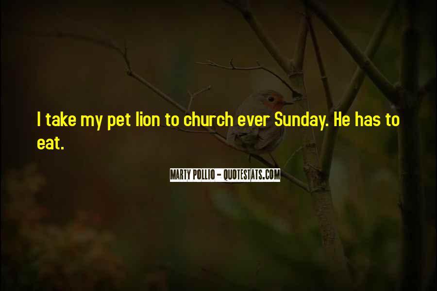 Funny Lion Sayings #1064770