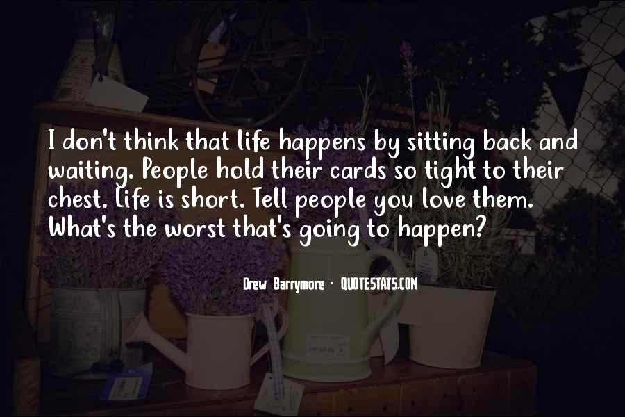 Short I Love You Sayings #1743325