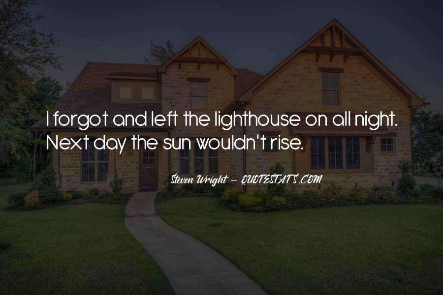 Funny Lighthouse Sayings #1817118